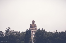 Tian Tan Buddha or the Big Buddha on a mountain just outside the city is impressive sight for visitors.