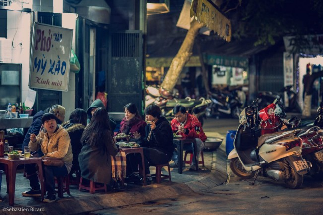 Each meal becomes an adventure in street food culture. We haven't been disappointed yet.